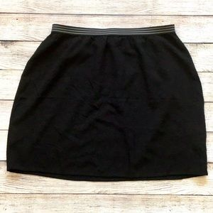 Old Navy Soft Elastic Waist Mini Skirt